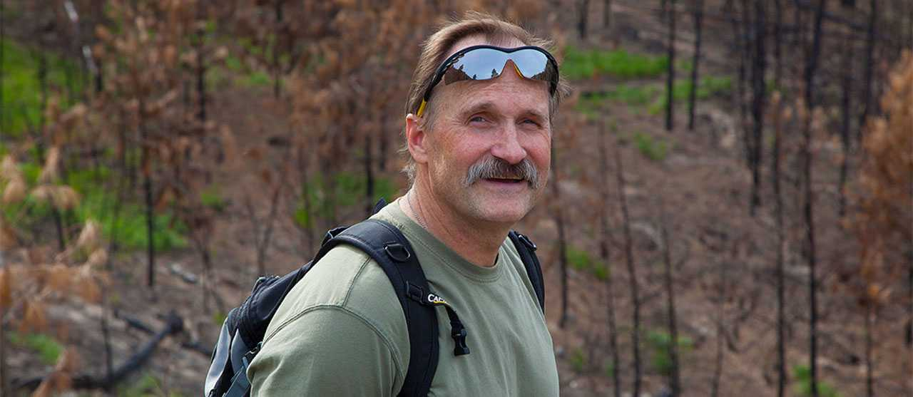 PAUL HESSBURG: WASHINGTON'S FORESTS - EAST OF THE CASCADES...FIGHTING FIRE WITH FIRE