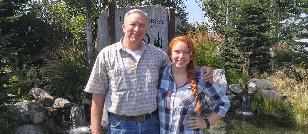 IDAHO'S FOREST FAMILIES: ERIN BRADETICH
